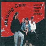 Raising Cain wepre front
