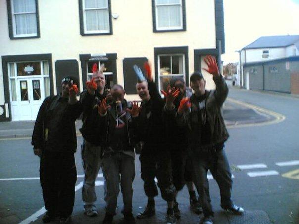 Dudley crew