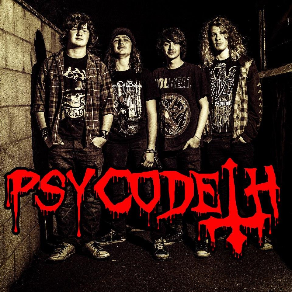 Psycodeth lineup