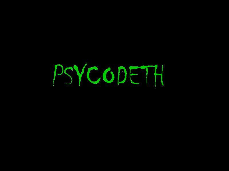 Psycodeth logo