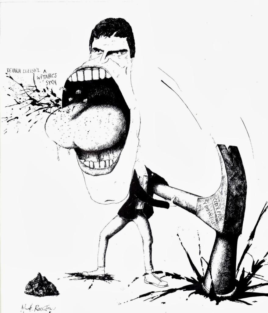 Cartwn Sgrech 1983