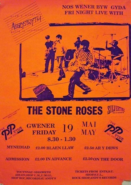 stone roses aber