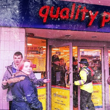 Poundstore Riot