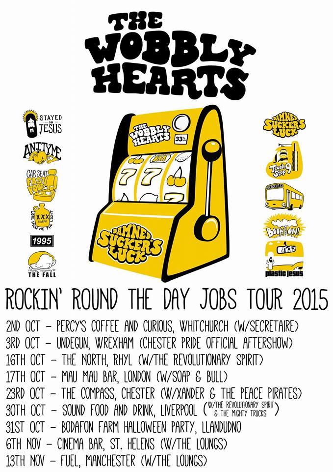 Wobs tour