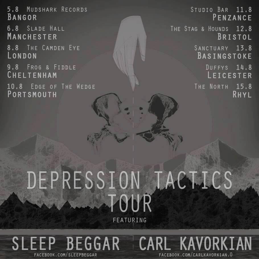 Sleep Beggar tour